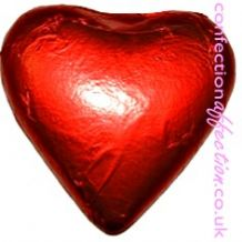 Fine Milk Chocolate Heart 20g